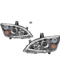 W639 Facelift Xenon Koplamp Links + Rechts Hella