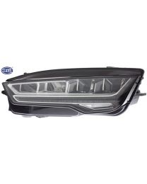 Audi A7 Facelift Dynamic Full LED Koplamp Links Hella