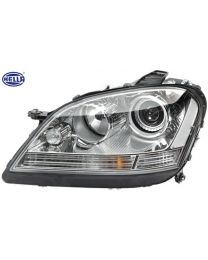 ML W164 Facelift Xenon Bocht Koplamp Links M Klasse Hella